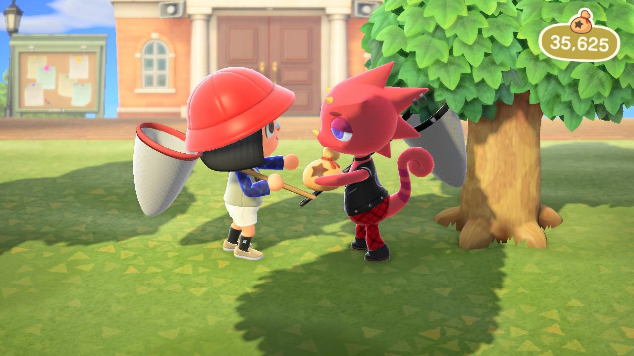 When Does Flick Come In Animal Crossing New Horizons Save Your