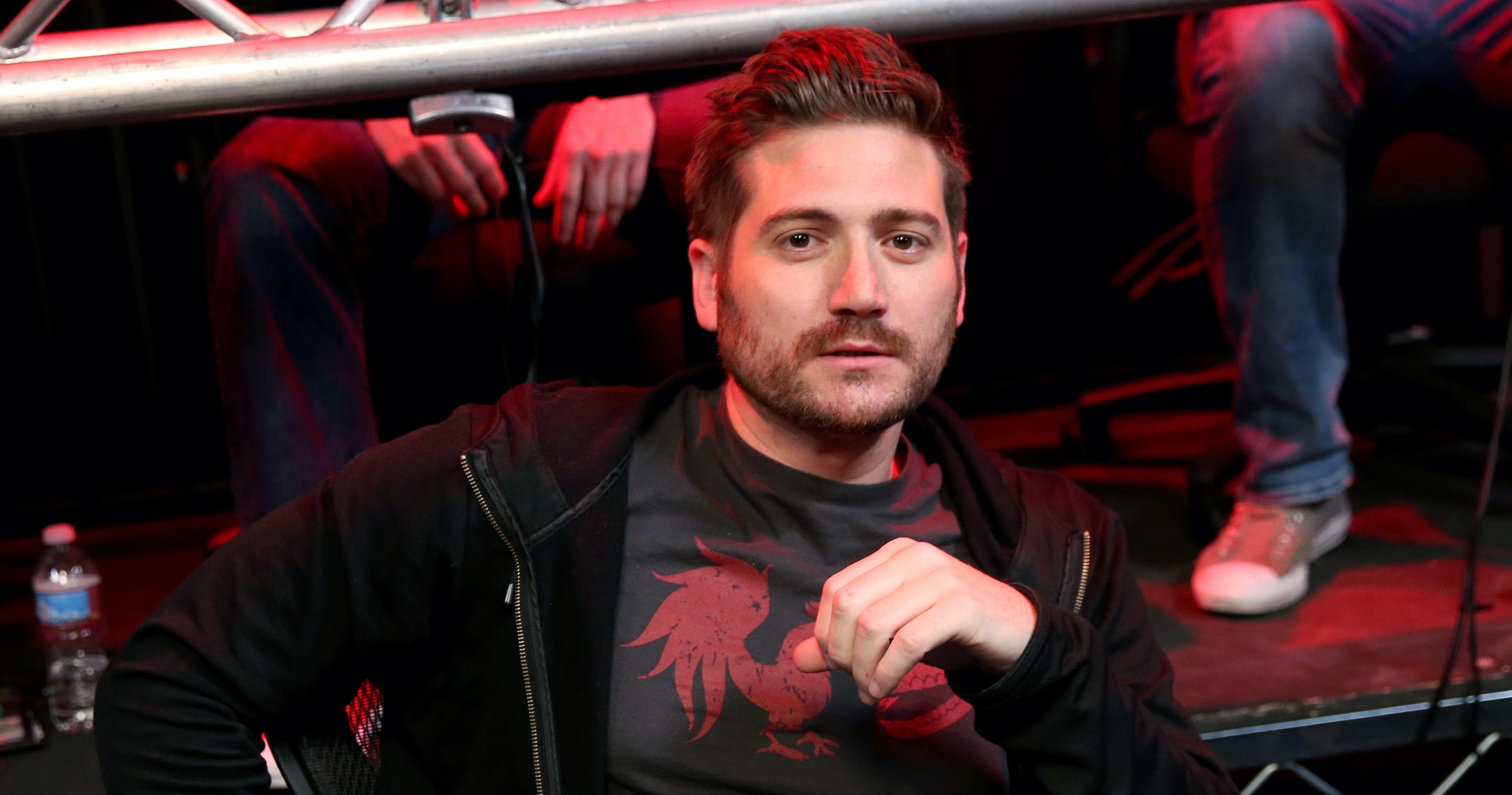 The 35-year old son of father (?) and mother(?) Adam Kovic in 2021 photo. Adam Kovic earned a  million dollar salary - leaving the net worth at  million in 2021