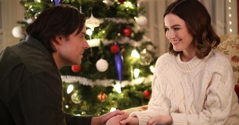 where was inn love by christmas filmed