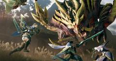 'Monster Hunter Rise'
