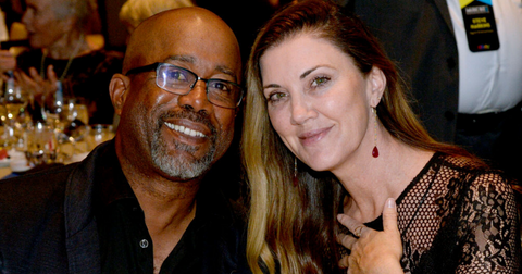 Who Was Darius Rucker's First Wife?