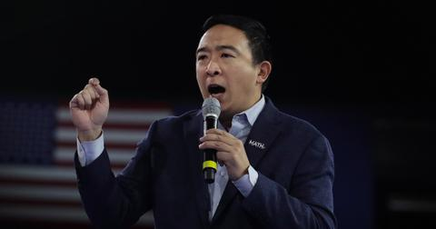 will andrew yang get a cabinet position