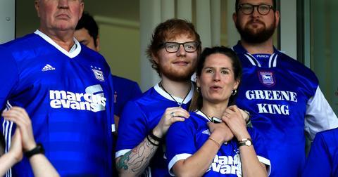 Did Cherry Seaborn Play Hockey Ed Sheeran S Bride Was An Athlete