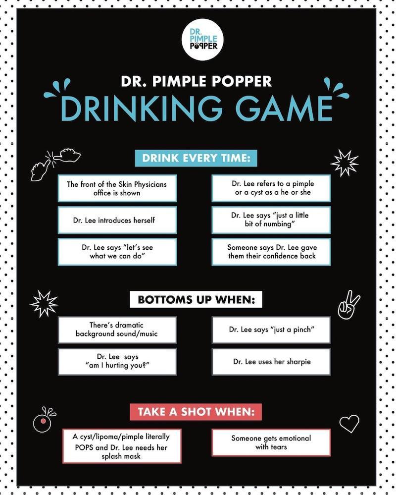 Dr Pimple Popper Pops