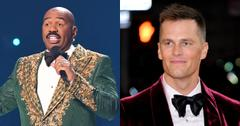 what did steve harvey say about tom brady