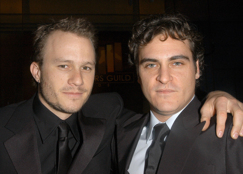 Heath Ledger Vs Joaquin Phoenix Poll: Were Heath Ledger And Joaquin Phoenix Friends? All About