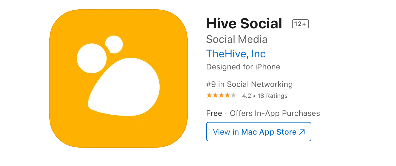 Hive <b>Social</b> Is a New <b>Social</b> Media App That Apparently Blew up Over Night thumbnail