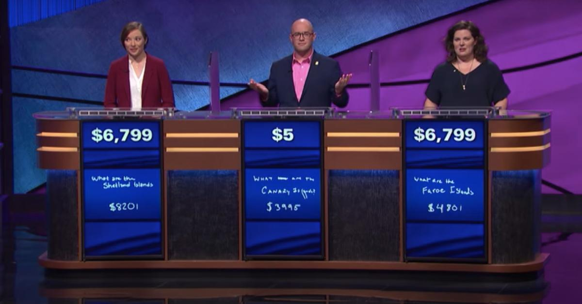 Jeopardy! contestants