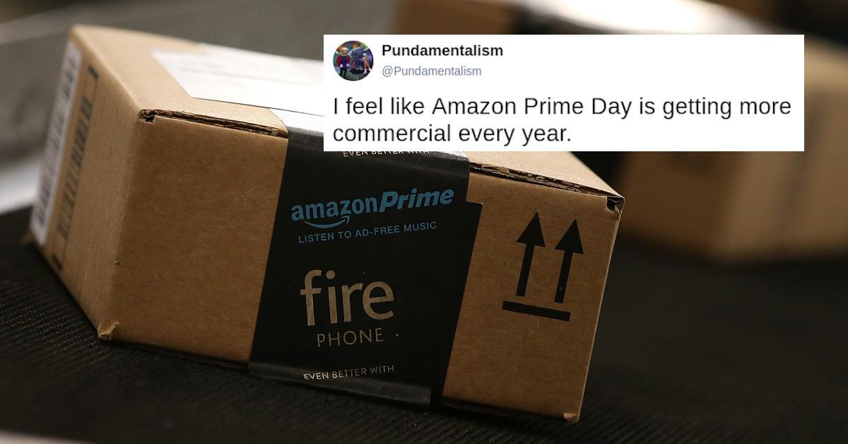 amazon prime day meme