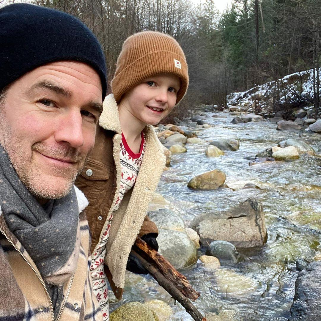 What Is James Van Der Beek's Religion He's a Very Spiritual Person