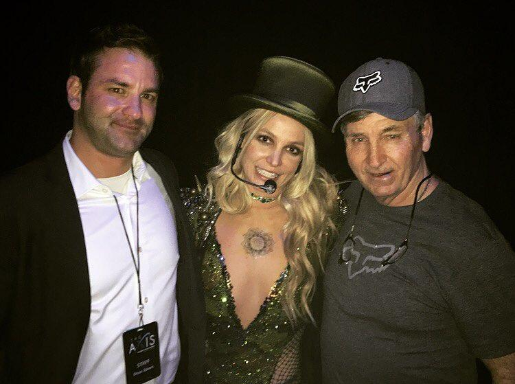 What Happened to Britney Spears' Dad? Domination Tour Canceled Due to Jamie Spears' Health