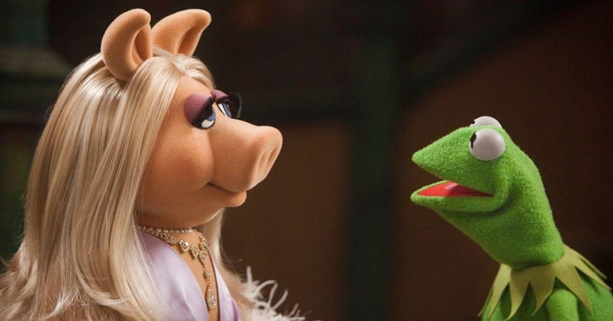 猪小姐和科米特