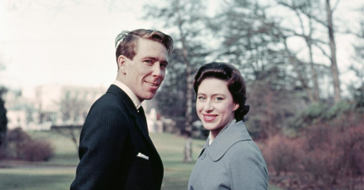 Princess Margaret and Anthony Armstrong