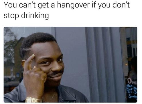 27 Hangover Memes That Will Help Your Throbbing Headaches