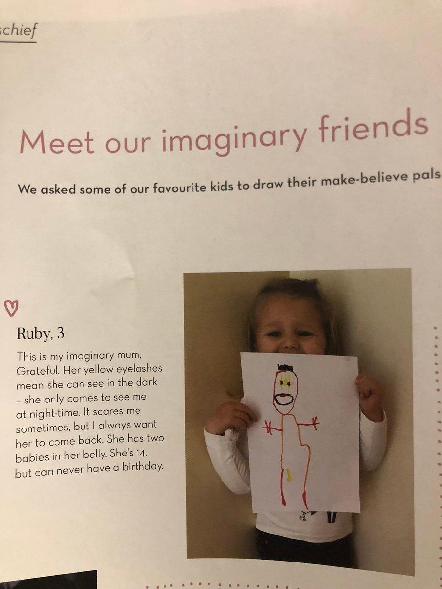 This Toddler's Imaginary Friend Is Probably a Real-Life Ghost