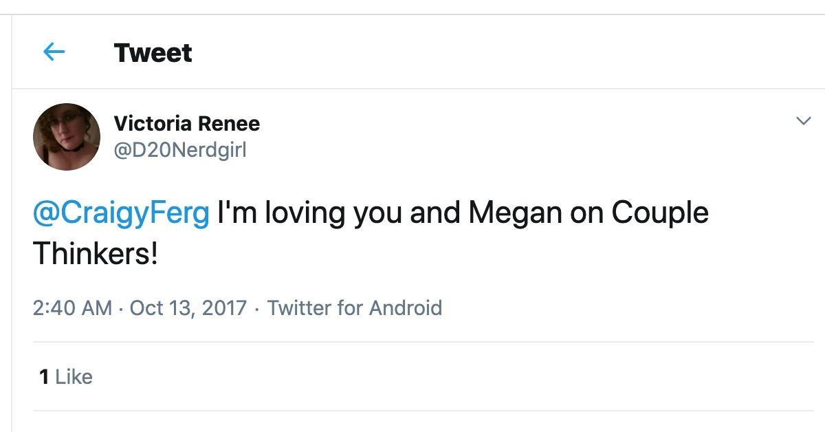 is craig ferguson married