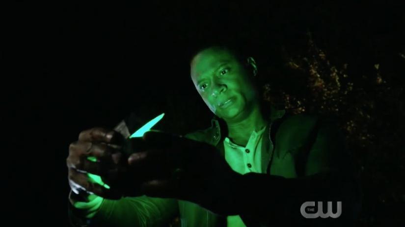 Arrow on CW