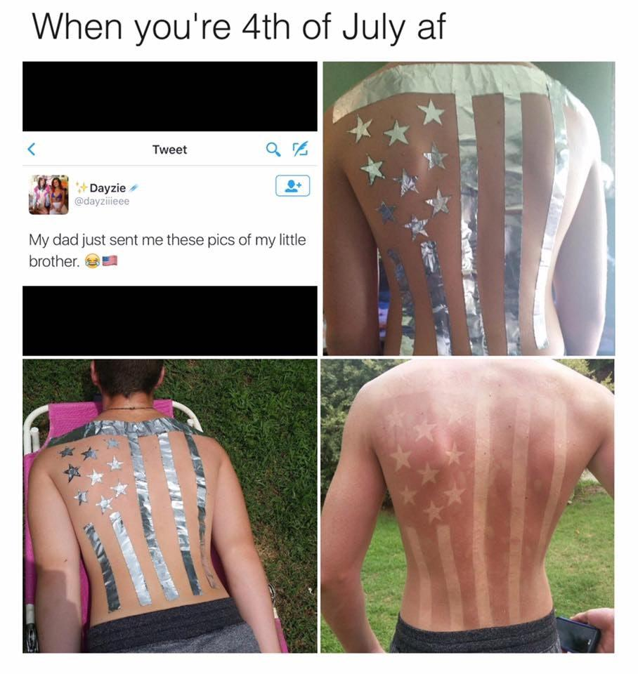 Hilarious 4th of July Memes That Will Make You Explode with