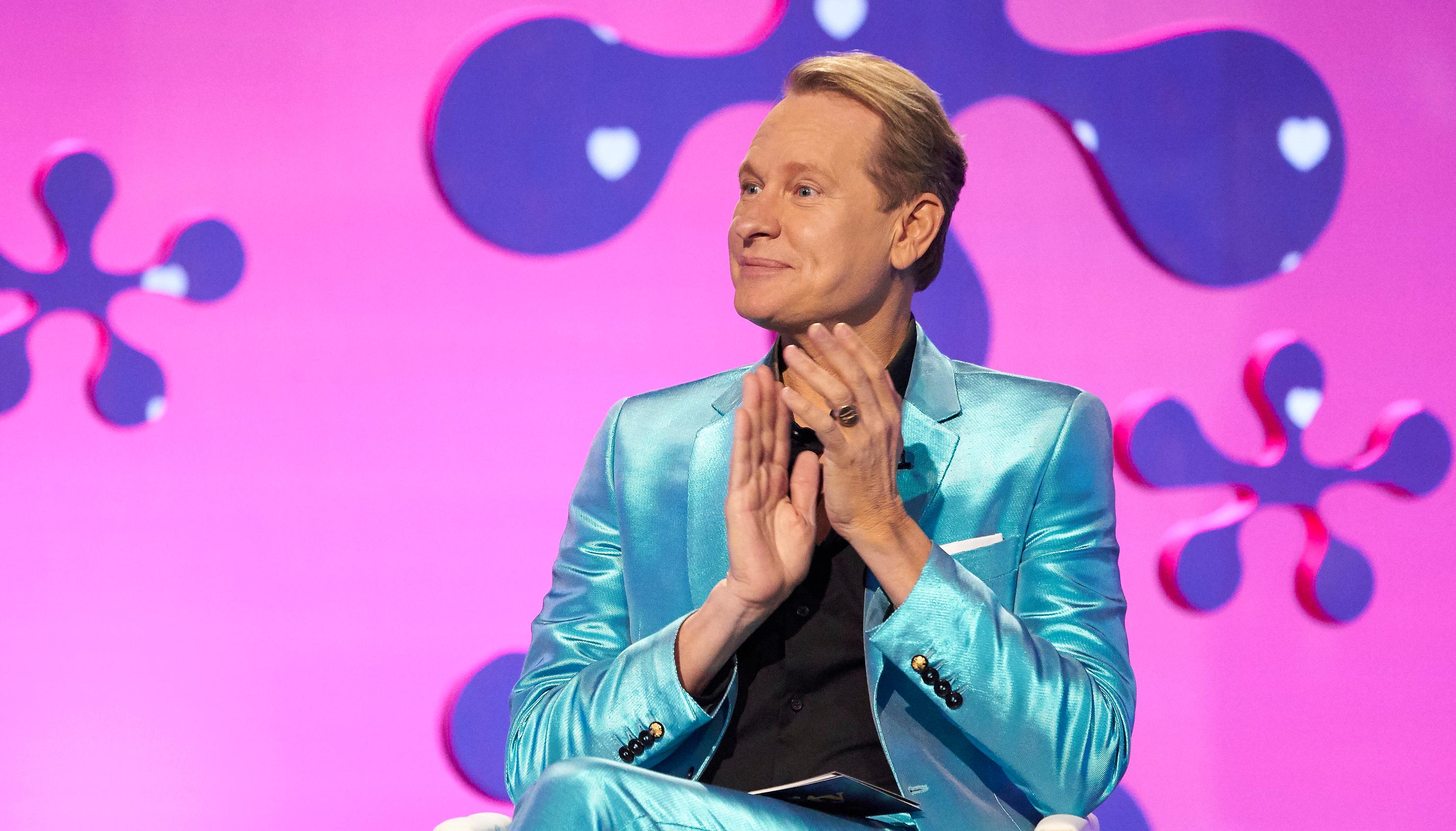 Carson Kressley on 'The Celebrity Dating Game'