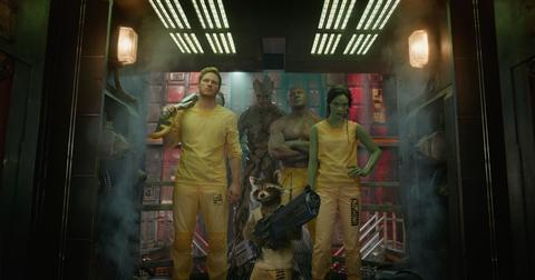 Star-Lord bisexuality