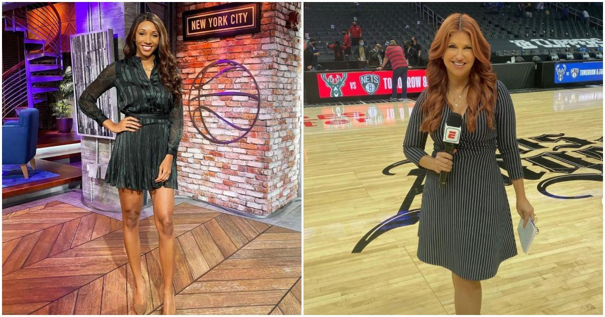 What Happened With Rachel Nichols and Maria Taylor? Here's the Scoop