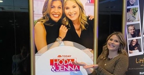 jenna bush today sho