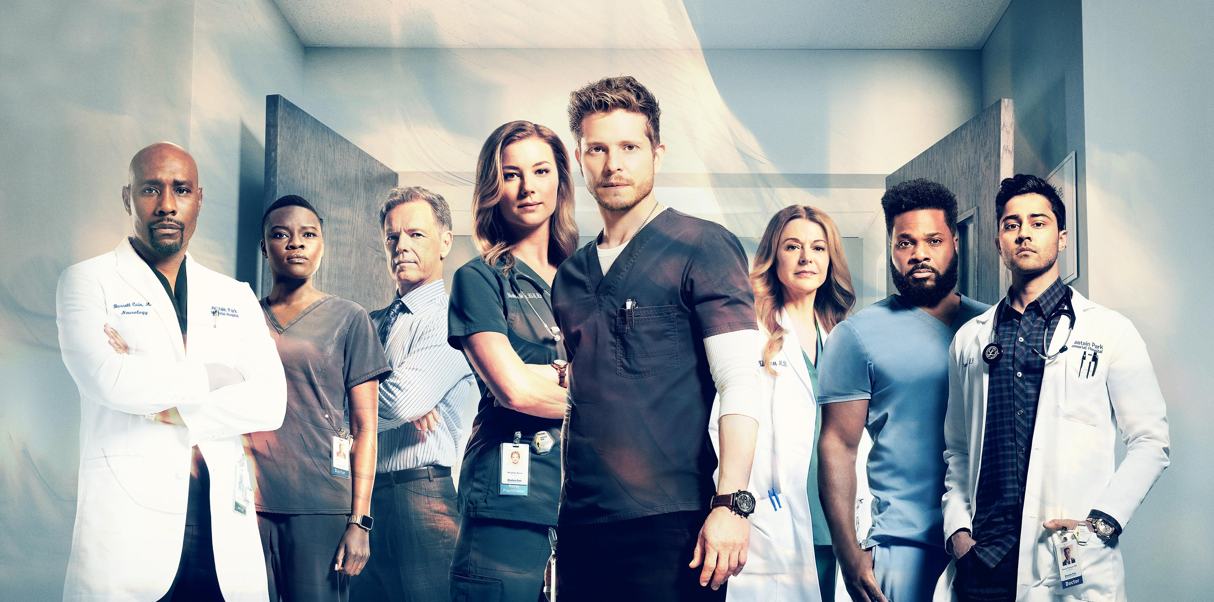 'The Resident' cast