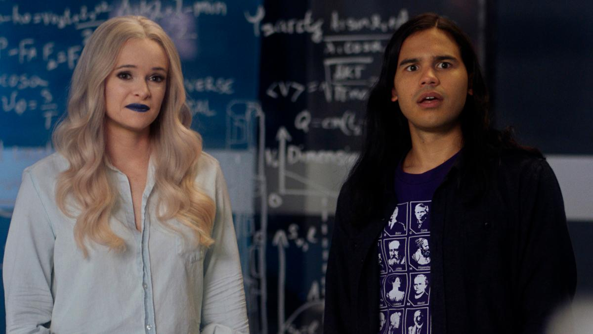Cisco in 'The Flash'