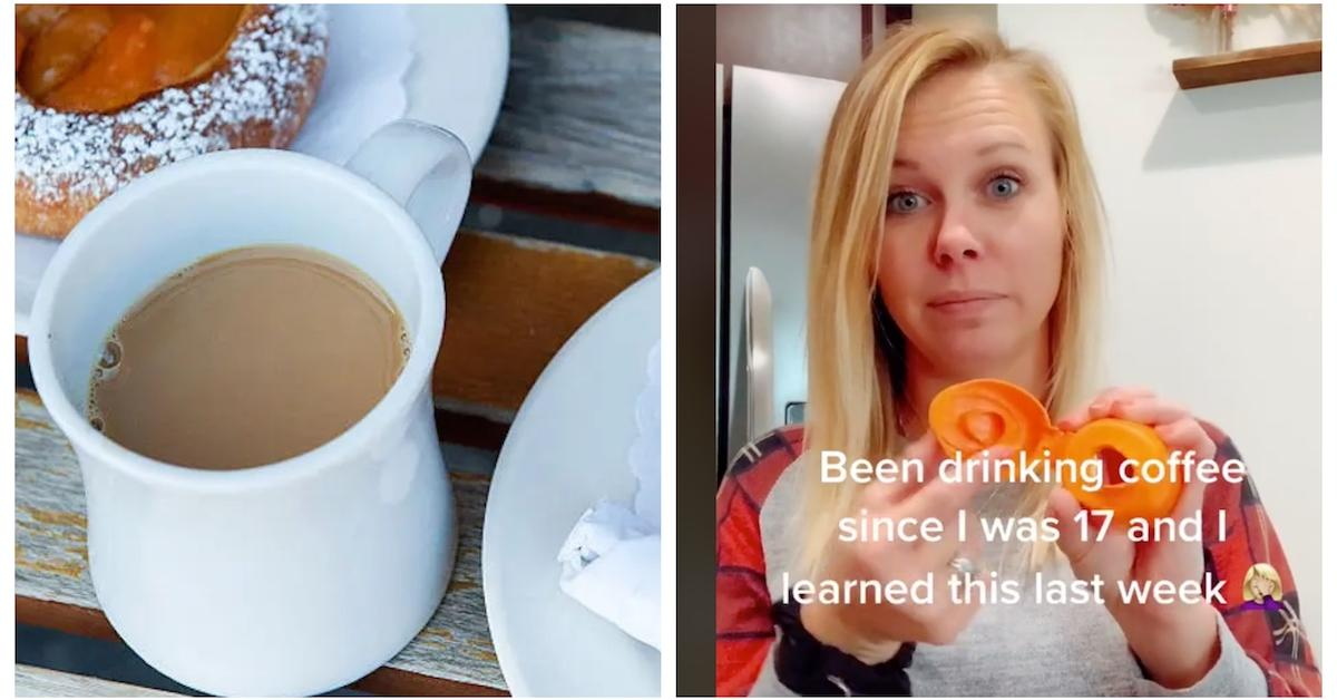 This TikTok Coffee Creamer Hack Is Guaranteed to Blow Your ...