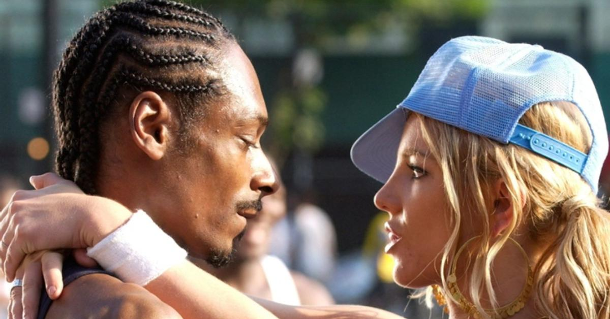 Snopp Dogg and Britney Spears
