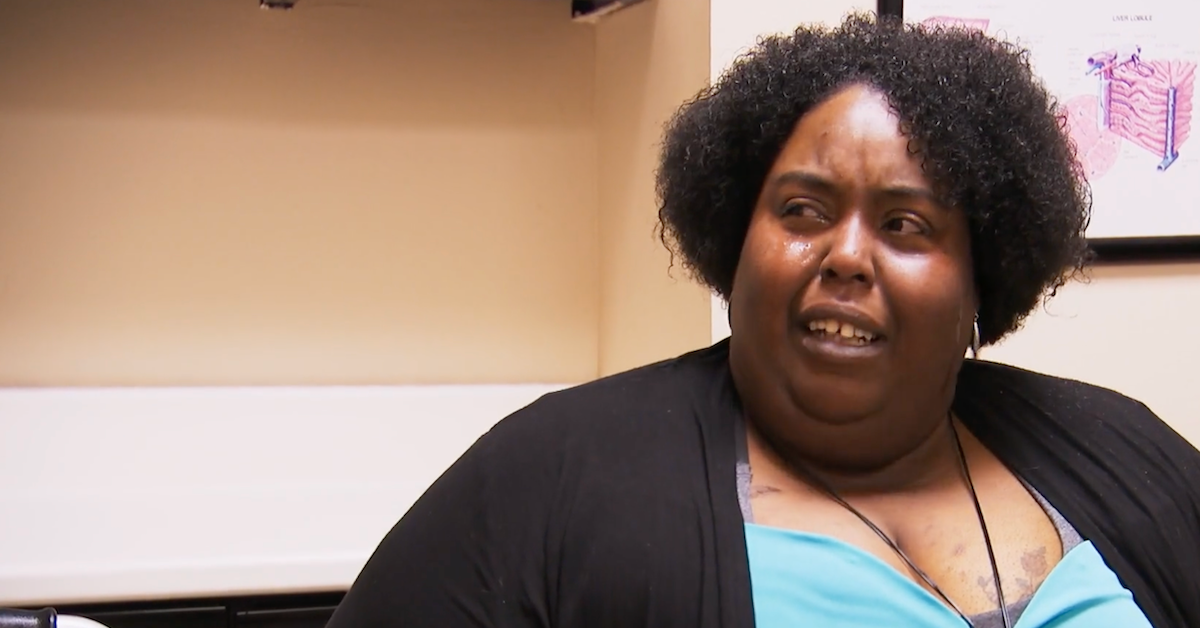 Kenae from 'My 600-lb Life'