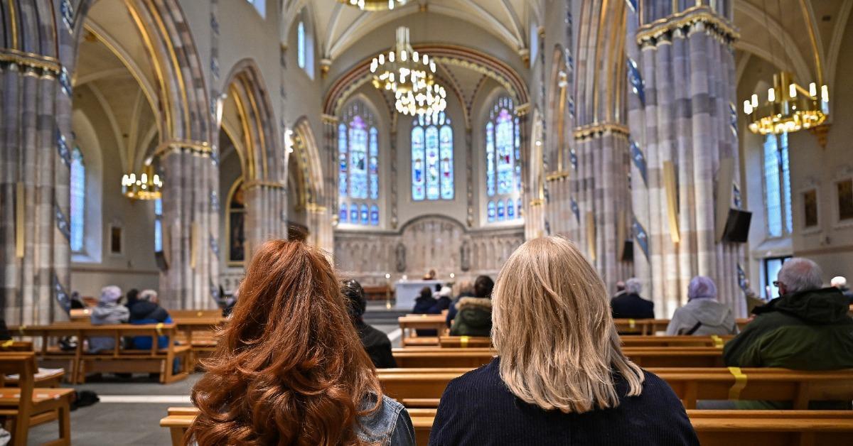圣安德鲁斯大教堂的教区居民。