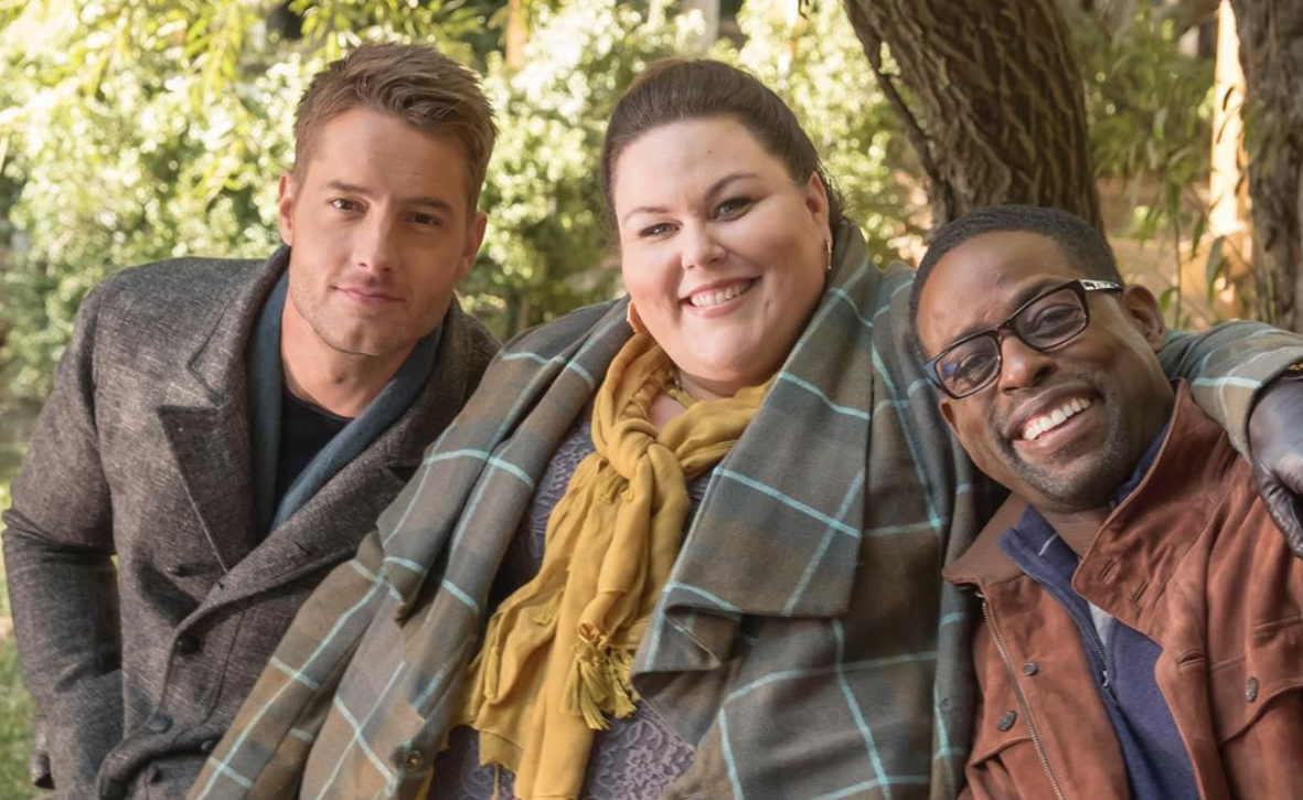 kate kevin and randall on this is us