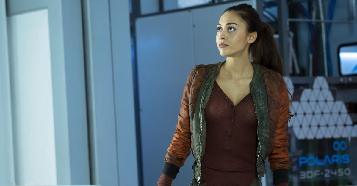Fans Think Lindsey Morgan From 'The 100' Got Plastic Surgery