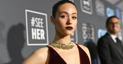 what is emmy rossum doing now