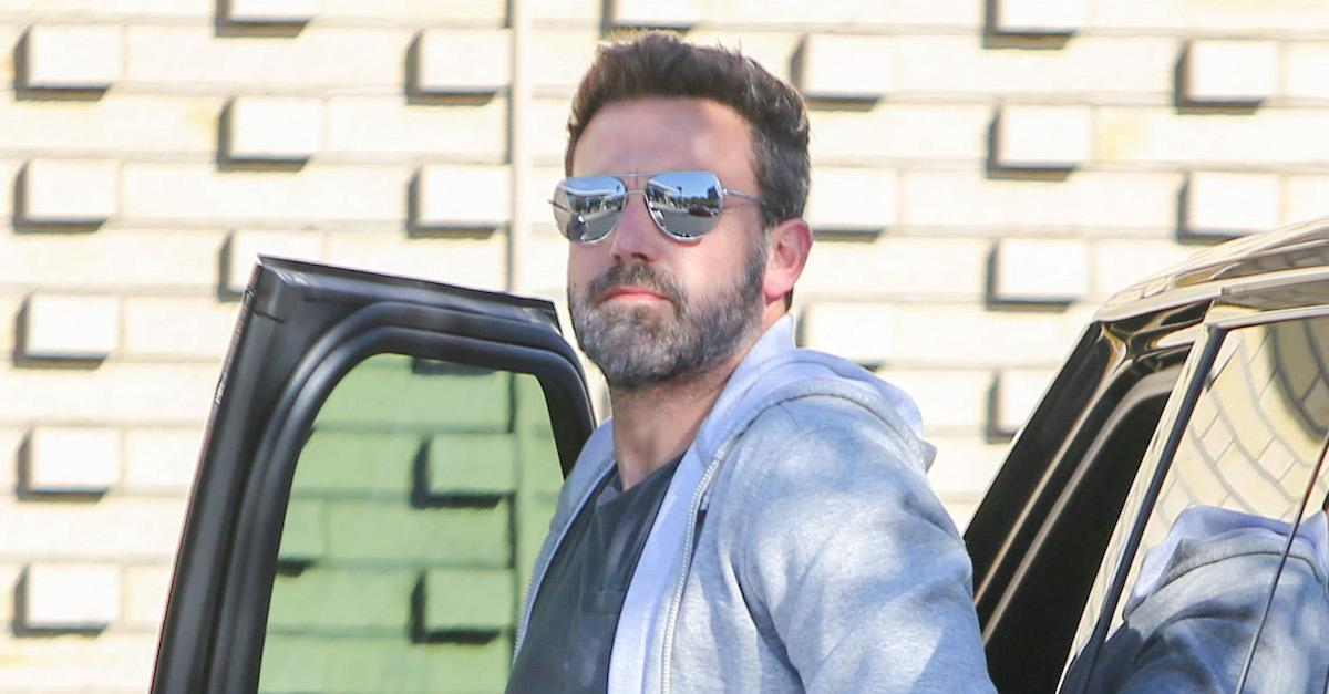 Is Ben Affleck Single? This Is What We Know About His Love Life