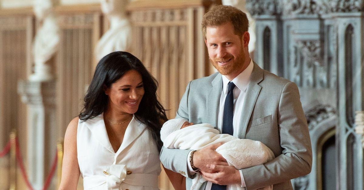 Why Is Archie Not A Prince Harry And Meghan Aren T Exactly Royals Now