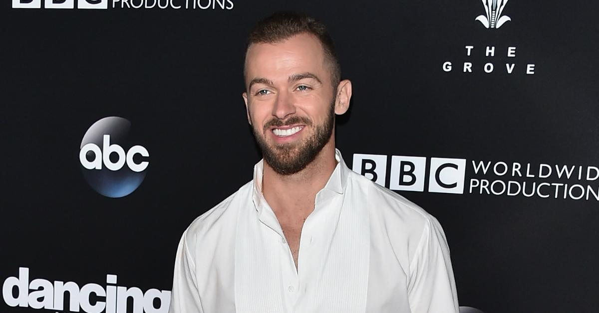 what happened to artem dancing with the stars