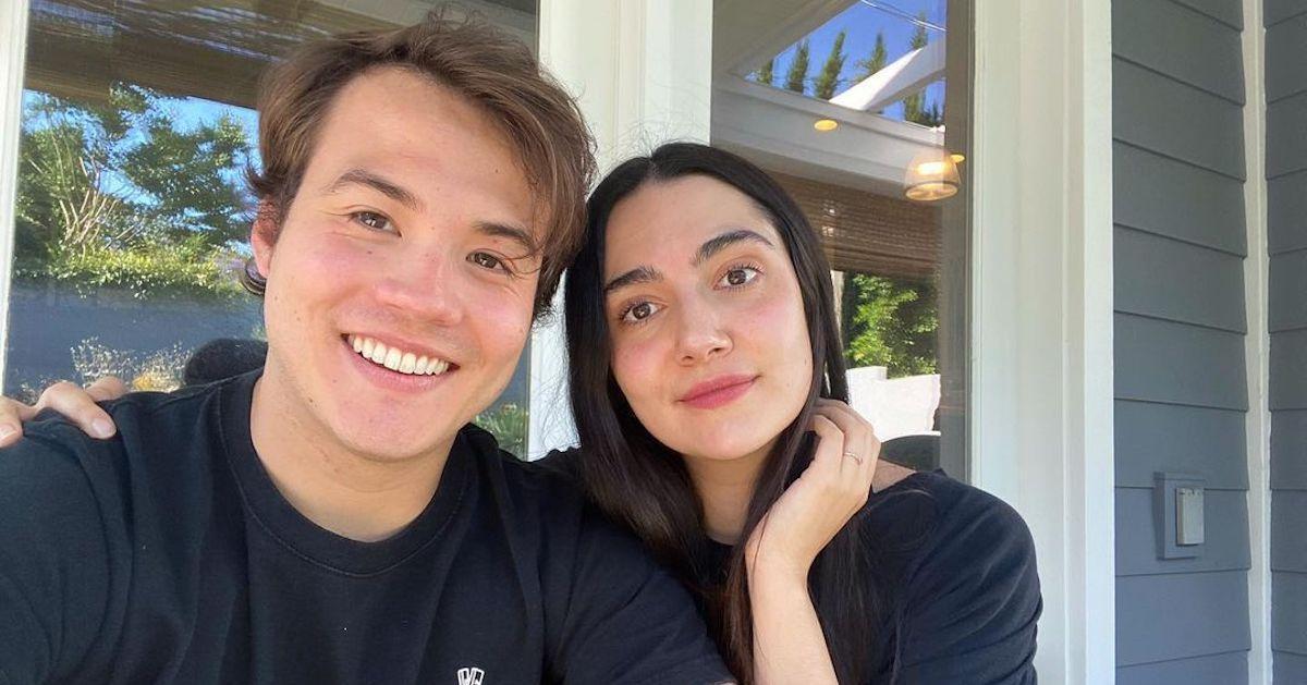 Safiya Nygaard and Tyler Williams