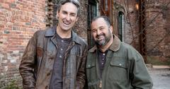 american pickers staged