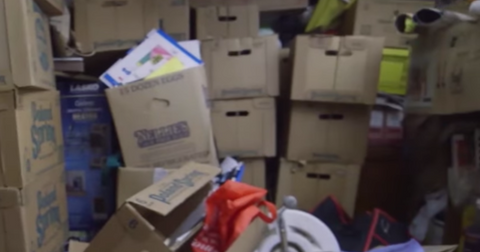 Hoarders' Season Finale Will See Inside the Houses of Three