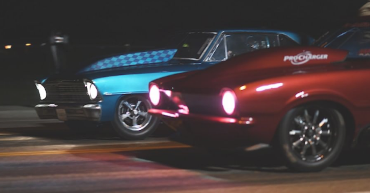 street outlaws how fast are the cars