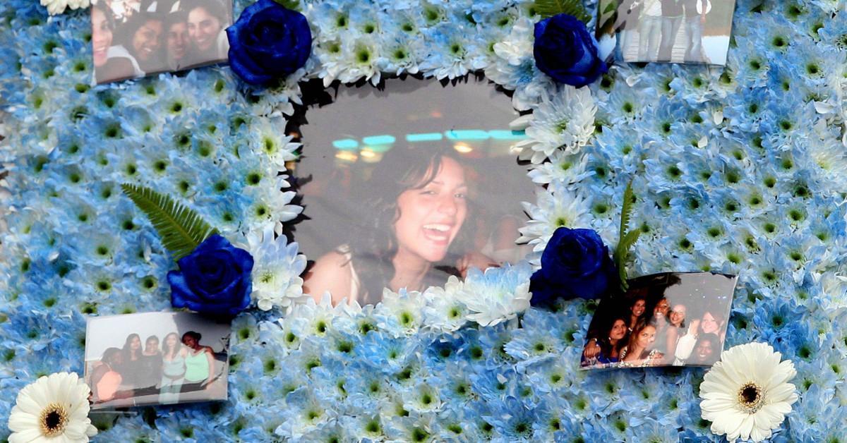 A memorial for Meredith Kercher