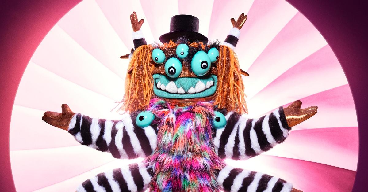 who is the squiggly monster masked singer