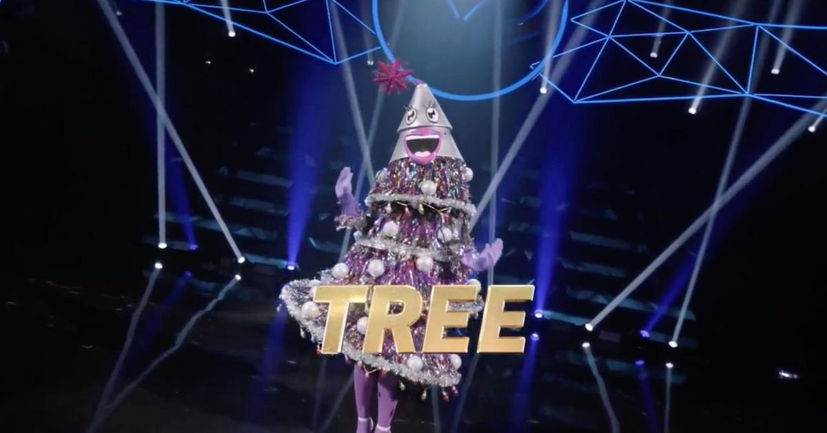 who is tree masked singer