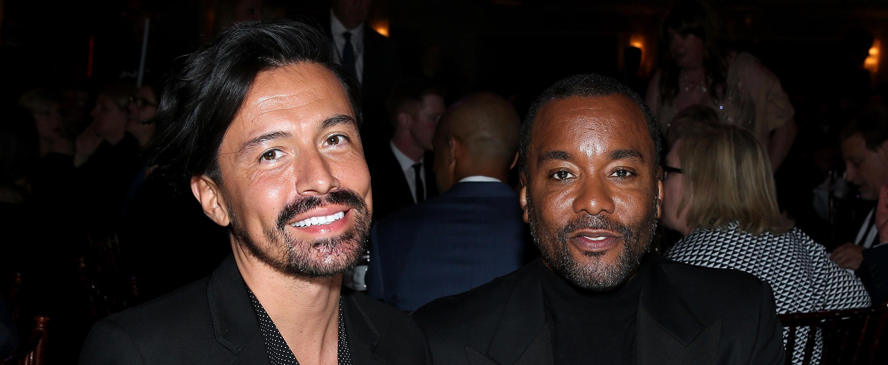 Jahil Fisher and Lee Daniels