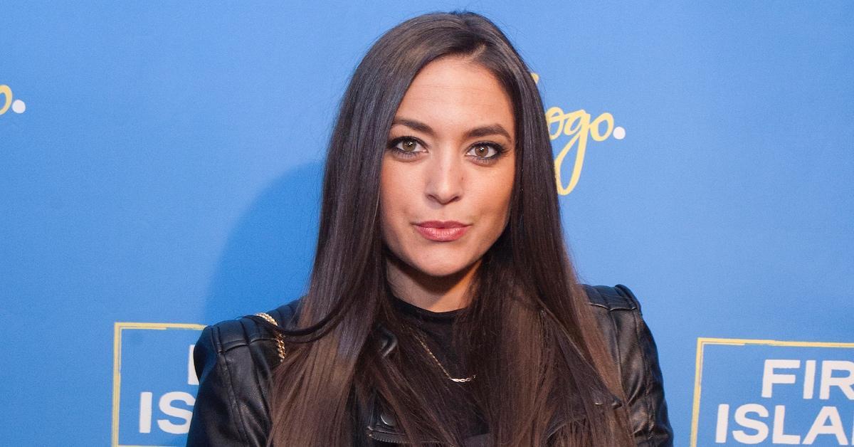 "Former 'Jersey Shore' star Sammi ""Sweetheart"" Giancola"