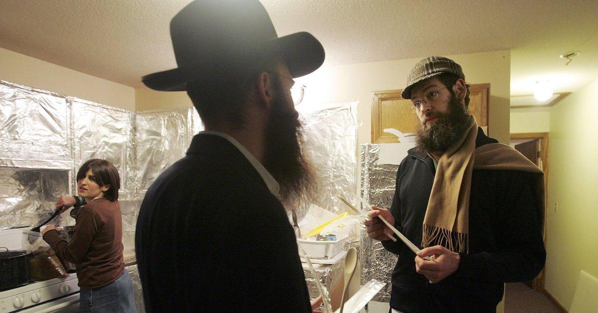 passover tin foil orthodox