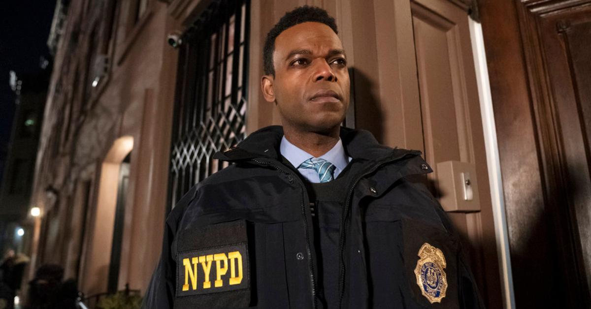 Demore Barnes as Deputy Chief Christian Garland