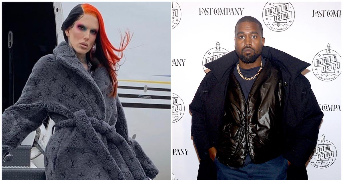 jeffree star and kanye west